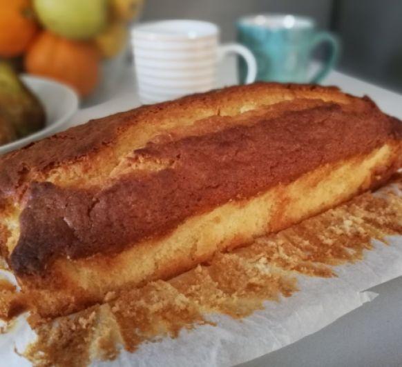 Cake de Limón, el mejor desayuno tras una Pijama Party