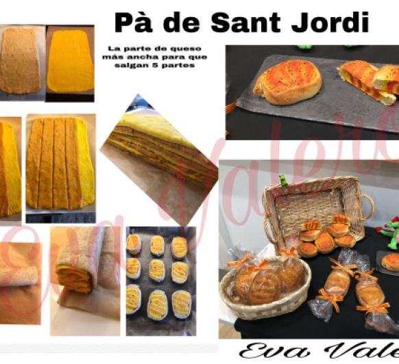 PA DE SANT JORDI