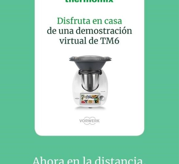 DEMOSTRACIÓN VIRTUAL #JOMEQUEDOENCASA