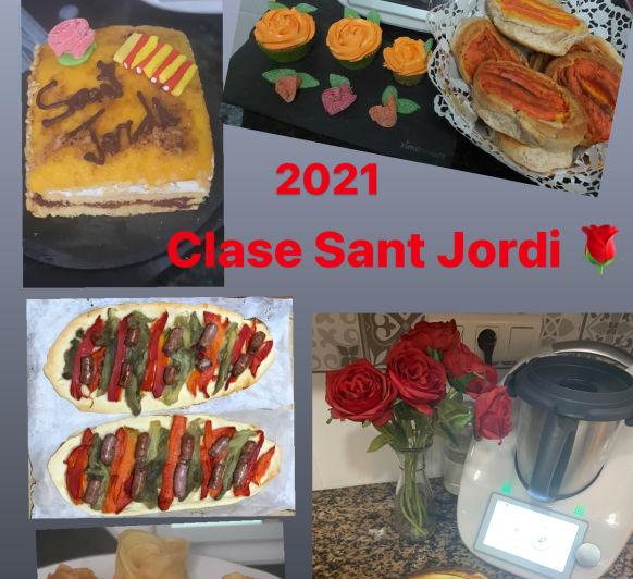 CLASE SANT JORDI