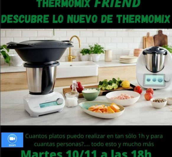 Nueva edición Thermomix® Friend