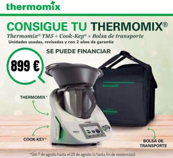 COMPRA Thermomix®