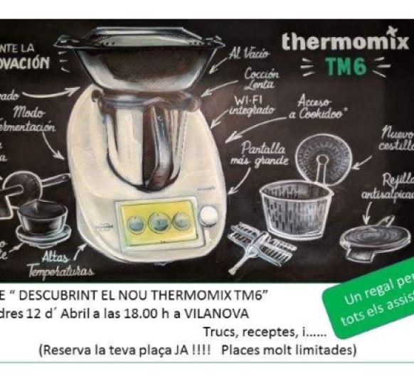Thermomix® EN VILANOVA I LA GELTRÚ