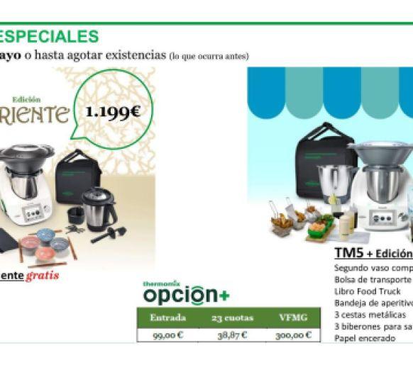 LIQUIDACION DE TM5 MAS EDICIÓN FOOD TRUCK O ORIENTE