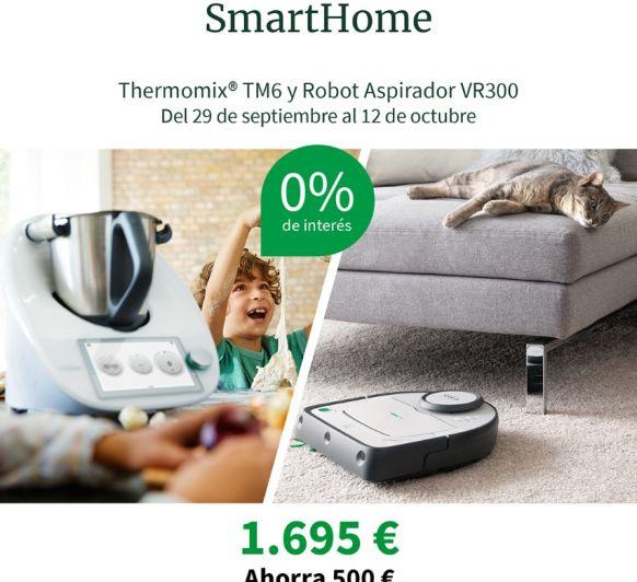 0% Thermomix® Y ROBOT ASPIRADOR DE KOBOL