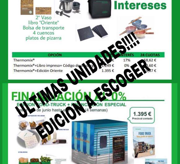 ULTIMAS UNIDADES!!!! 2 PROMOCIONES A ESCOGER