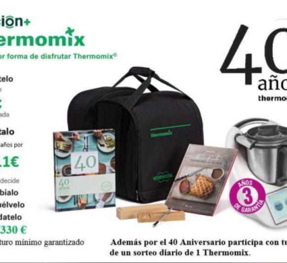 EDICIÓN 40 ANIVERSARIO Thermomix® .