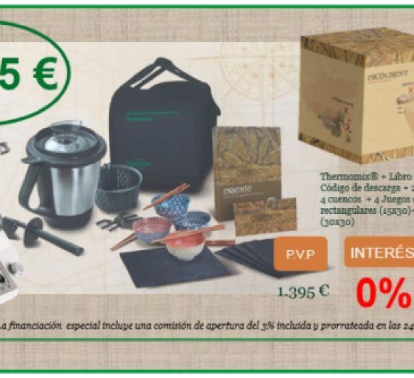 Thermomix® ... EDICION ORIENTE CON 0% INTERESES