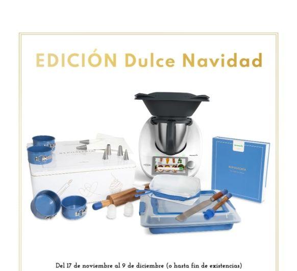 Nueva edición Dulce Navidad by Thermomix®