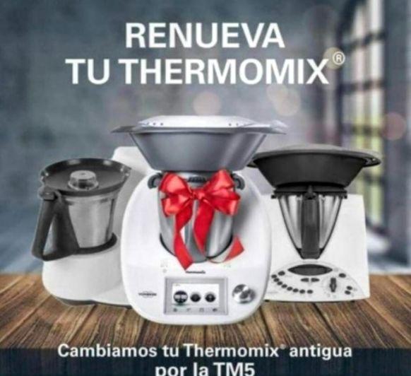 PLAN RENOVE Thermomix® ! MODELOS TM21, TM31, 3300