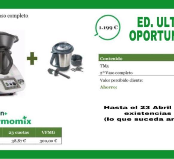 Edición Ultima Oportunidad