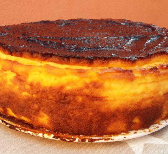 La definitiva tarta de queso 'La Viña'